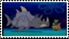 Sea Rhinoceros Stamp by laprasking