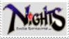 Nights Into Dreams Stamp by laprasking