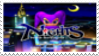 Nights Into Dreams Stamp 2 by laprasking