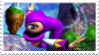 Nights Stamp by laprasking