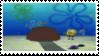 Patrick's Rock Stamp by laprasking