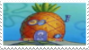 Spongebob's Pineapple Stamp by laprasking