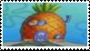 Spongebob's Pineapple Stamp by laprasking