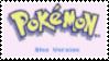 Pokemon Blue Stamp by laprasking