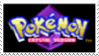 Pokemon Crystal Stamp by laprasking
