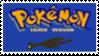 Pokemon Silver Stamp by laprasking