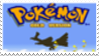Pokemon Gold Stamp by laprasking
