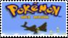 Pokemon Gold Stamp by laprasking