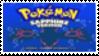 Pokemon Sapphire Stamp by laprasking