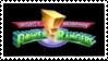 Retro MMPR Stamp by laprasking