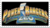 Power Rangers Zeo Stamp by laprasking