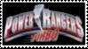 Power Rangers Turbo Stamp by laprasking