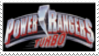 Power Rangers Turbo Stamp by laprasking