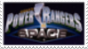 Power Rangers In Space Stamp by laprasking