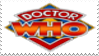 Doctor Who Classic Stamp by laprasking