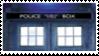 Tardis Stamp by laprasking