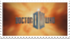 Doctor Who 2010 Stamp 2 by laprasking