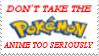 PKMN anime Too Seriously Stamp by laprasking