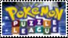 Pokemon Puzzle League Stamp by laprasking