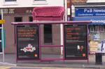 Double Decker Bus Stop 5 by laprasking