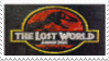 The Lost World Stamp by laprasking