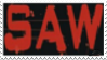 Saw Stamp by laprasking