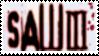Saw III Stamp by laprasking