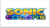Sonic Colors Stamp by laprasking