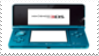 Nintendo 3DS Stamp by laprasking