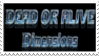 Dead or Alive Dimensions Stamp by laprasking