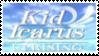 Kid Icarus Uprising Stamp