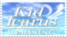 Kid Icarus Uprising Stamp by laprasking