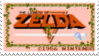 The Legend of Zelda Stamp by laprasking