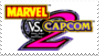 Marvel Vs Capcom 2 Stamp by laprasking