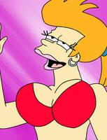 Fry...TG? COLOUR by laprasking