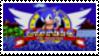 Sonic the Hedgehog Stamp