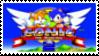 Sonic the Hedgehog 2 Stamp