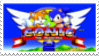 Sonic the Hedgehog 2 Stamp by laprasking