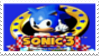 Sonic the Hedgehog 3 Stamp