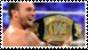 CM Punk Stamp by laprasking