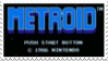 Metroid Stamp by laprasking