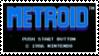 Metroid Stamp by laprasking