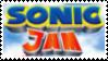 Sonic Jam Stamp by laprasking