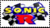 Sonic R Stamp