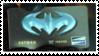 Bat Credit Card Stamp by laprasking