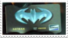 Bat Credit Card Stamp by laprasking