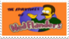 Adventures of Ned Flanders Stamp by laprasking