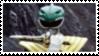 Green Ranger + Dragon Dagger Stamp by laprasking