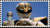White Ranger + Saba Stamp by laprasking