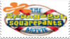 The Spongebob Squarepants Movie Stamp